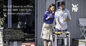 WMF Beihefterkampagne Oster: Grillzeit