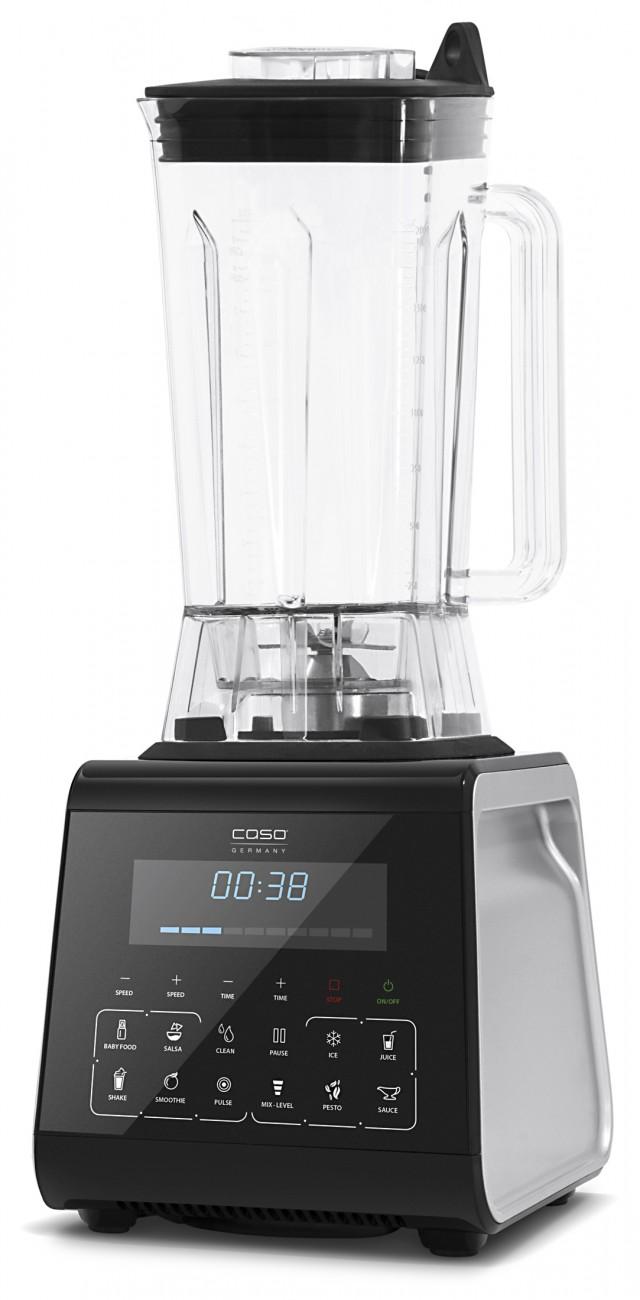 Caso Mixer B3000 Touch mit Multi-Mixprogrammen.