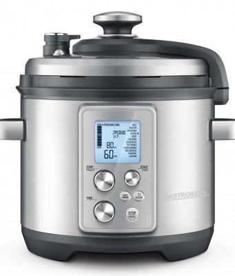 Gastroback Multicook Professional mit interaktivem LCD Display.