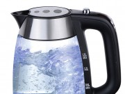 Kalorik Wasserkocher TKG JK 1040 mit Partikelfilter.