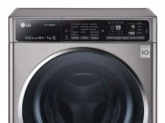 LG Waschtrockner Eco Hybrid F 14U1 JBH6NH mit Eco Hybrid System.