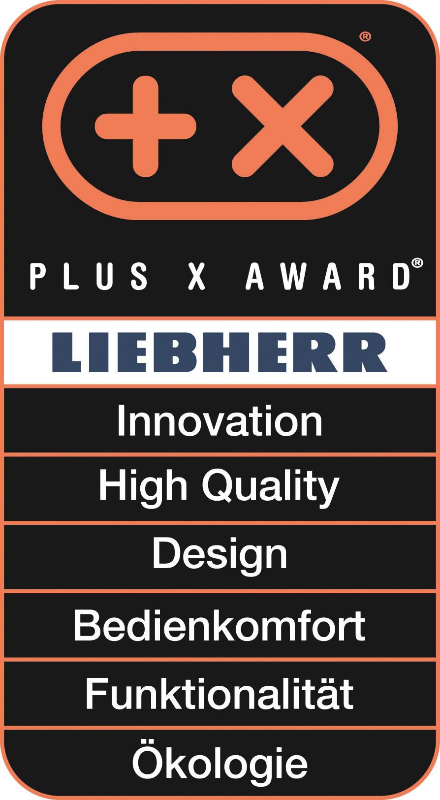Plus X Award 2016 - Liebherr