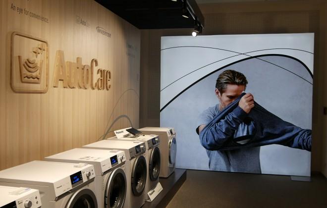 Panasonic setzt bei seinen Waschmaschinen auf AutoCare, ein Waschprogramm das dank diverser Sensoren und Features das Waschen komfortabel optimiert.