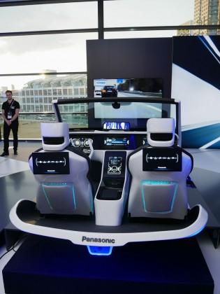 Mobility ist eines der ganz großen gesellschaftlichen Themen, denen sich Panasonic verschrieben hat.