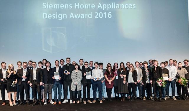 Die feierliche Preisverleihung fand im Münchner Haus der Kunst im Rahmen der Munich Creative Business Week 2016 statt.