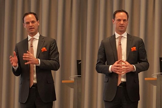 Unternahm eine spannende Customer Journey von der analogen in die digitale Zeit: Dr. Axel Kniehl, Geschäftsführer Marketing und Vertrieb bei Miele.