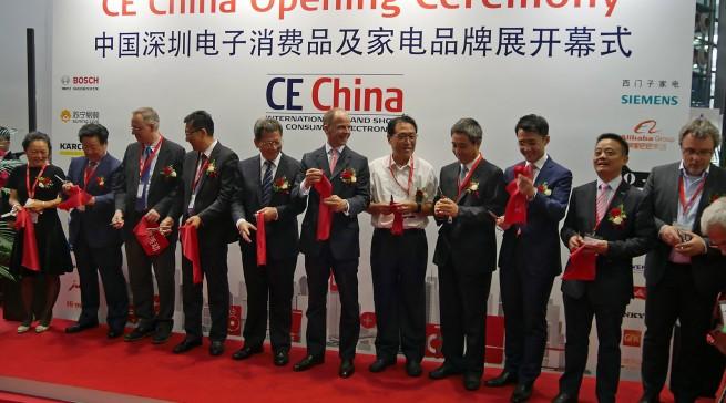 Es ist vollbracht. Die CE China kann beginnen.