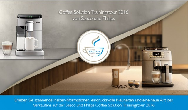 Screen Coffee Solution Trainingstour 2016