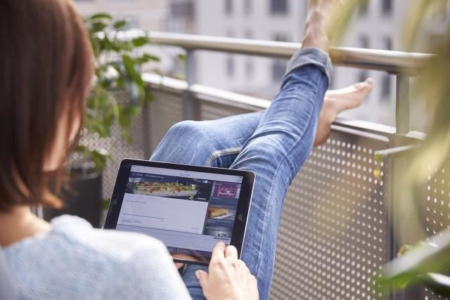 Bei ihren Wachstumsplänen setzt die BSH konsequent auf vernetzte Hausgeräte. Mit der Home Connect App lassen sich Backofen & Co. von überall steuern.