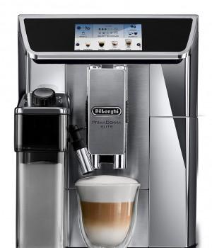 Elite-Stellung nicht nur, aber vor allem beim Kaffee: De'Longhi.