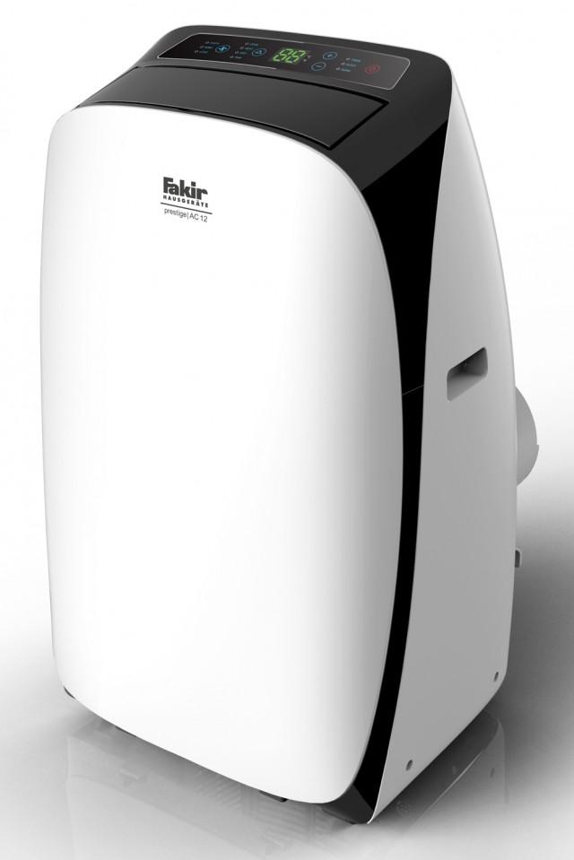 Fakir Klimagerät prestige AC in zwei Varianten erhältlich.