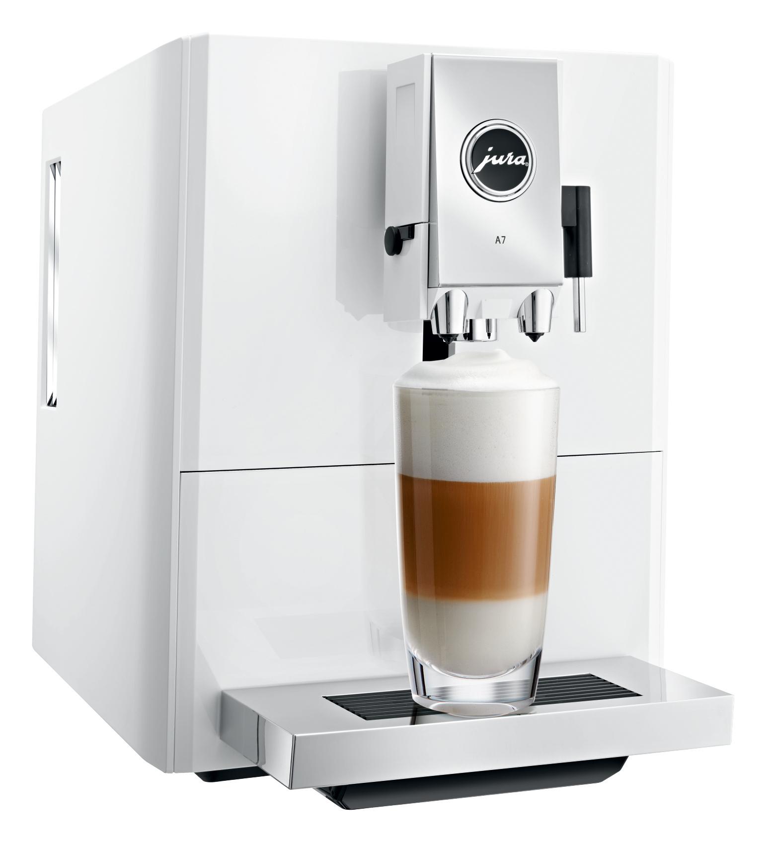 jura kaffeevollautomat a7. Black Bedroom Furniture Sets. Home Design Ideas