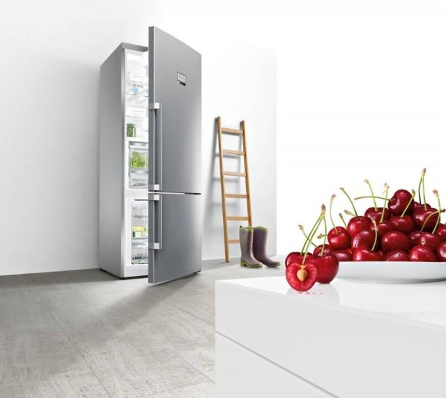 Ausgezeichnet: Mit den Kühlgeräten von Bosch lassen sich Lebensmittel schöner und vernetzter Aufbewahren.