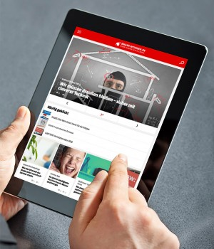Zukunft in Praxis: Smart-Wohnen.de