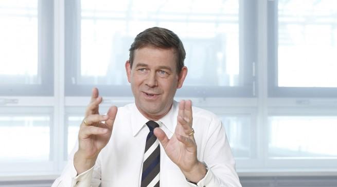 Dr. Karsten Ottenberg ist Vorsitzender der BSH-Geschäftsführung und verantwortet als CEO die strategische Ausrichtung des Konzerns.