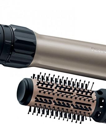 Remington Warmluftbürste Keratin Therapy Volume & Protect AS8110 mit Keratin-Keramikbeschichtung.