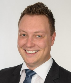 Neuer Key Account Manager bei Electrolux: Jochen Schenkenbach