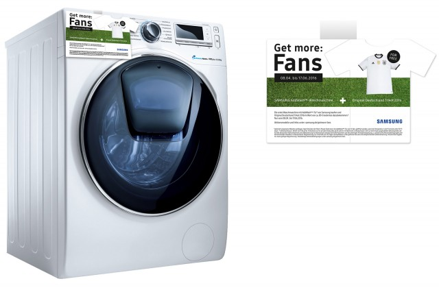 Samsung Bundle AddWash