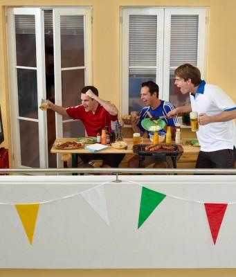 Grillen auf dem Balkon (Bild: Severin, http://www.grillen-auf-dem-balkon.de/)