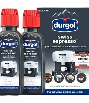 Eine Schweizer Erfolgsstory: Durgol von Düring.