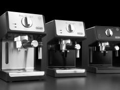 De'Longhi Kaffeemaschine Serie ECP mit drei Gerätevarianten im Angebot.