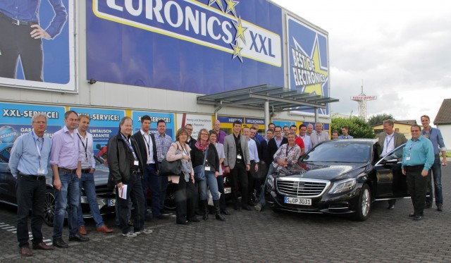 "Excklusiv unterwegs: ""Premium Experience Tour"" von Euronics."