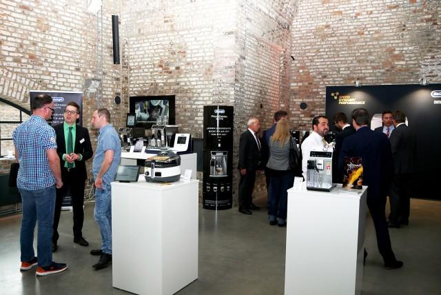 Das Thema Kaffee steht bei De'Longhi weiterhin voll im Mittelfunkt.