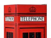 Echt cool: Die Kühlschrank-Telefonbox von Liebherr ist ab sofort im Handel verfügbar.