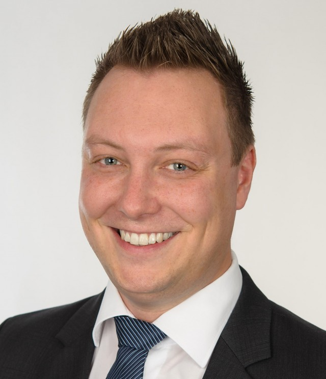 Neuer Key Account Manager bei Electrolux: Jochen Schenkenbach.