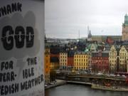 Vatertag Stockholm Wetter