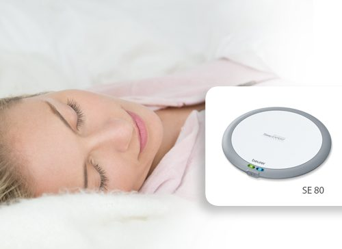 Der SleepExpert von Beurer misst und analysiert die individuellen Schlafgewohnheiten.