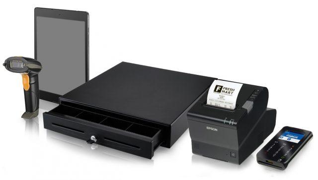 LocaFox macht's möglich: Kassieren plus digitaler Datenaustausch.