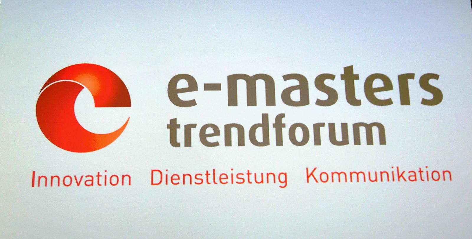 Die Verbundgruppe e-masters tagte Mitte Juni in Berlin unter dem Motto: Innovation-Dienstleistung-Kommunikation.