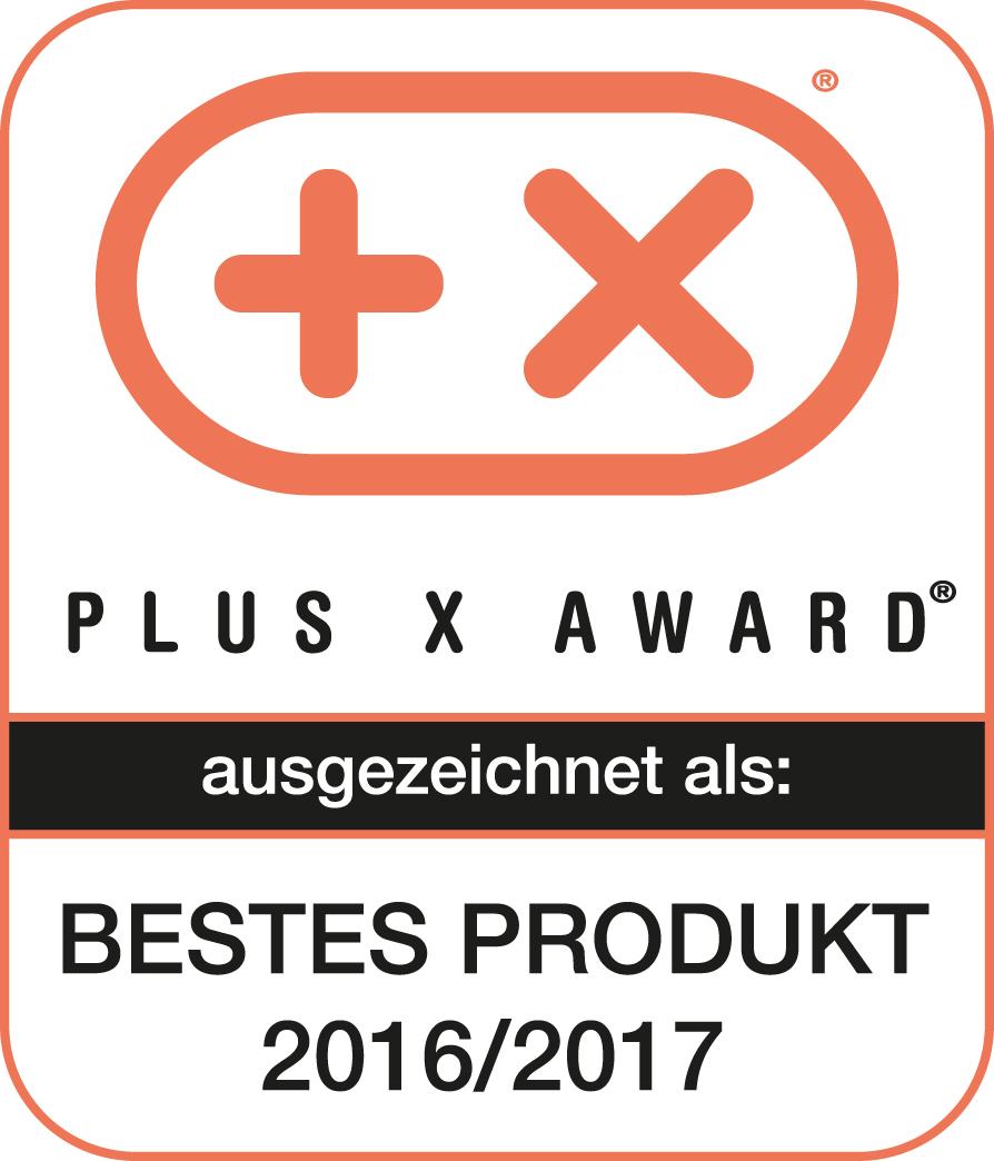 Plus X Award Siegel Vorwerk
