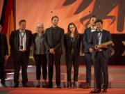 Der Plus X Award geht an das Design-Team von Braun Household mit Sven Wuttig, Julia Bassarek, Markus Orthey, Britta Stockinger, Dennis Müller und Duy Phong Vu.