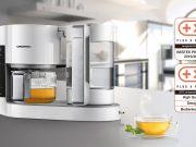 Hochwertige Optik und benutzerfreundliches Design: Der Gourmet-Teebereiter von Grundig.