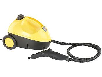 Der Sichler Dampfreiniger 1500W Multifunktions- & Boden-Dampfreiniger mit 12-tlg. Zubehörset