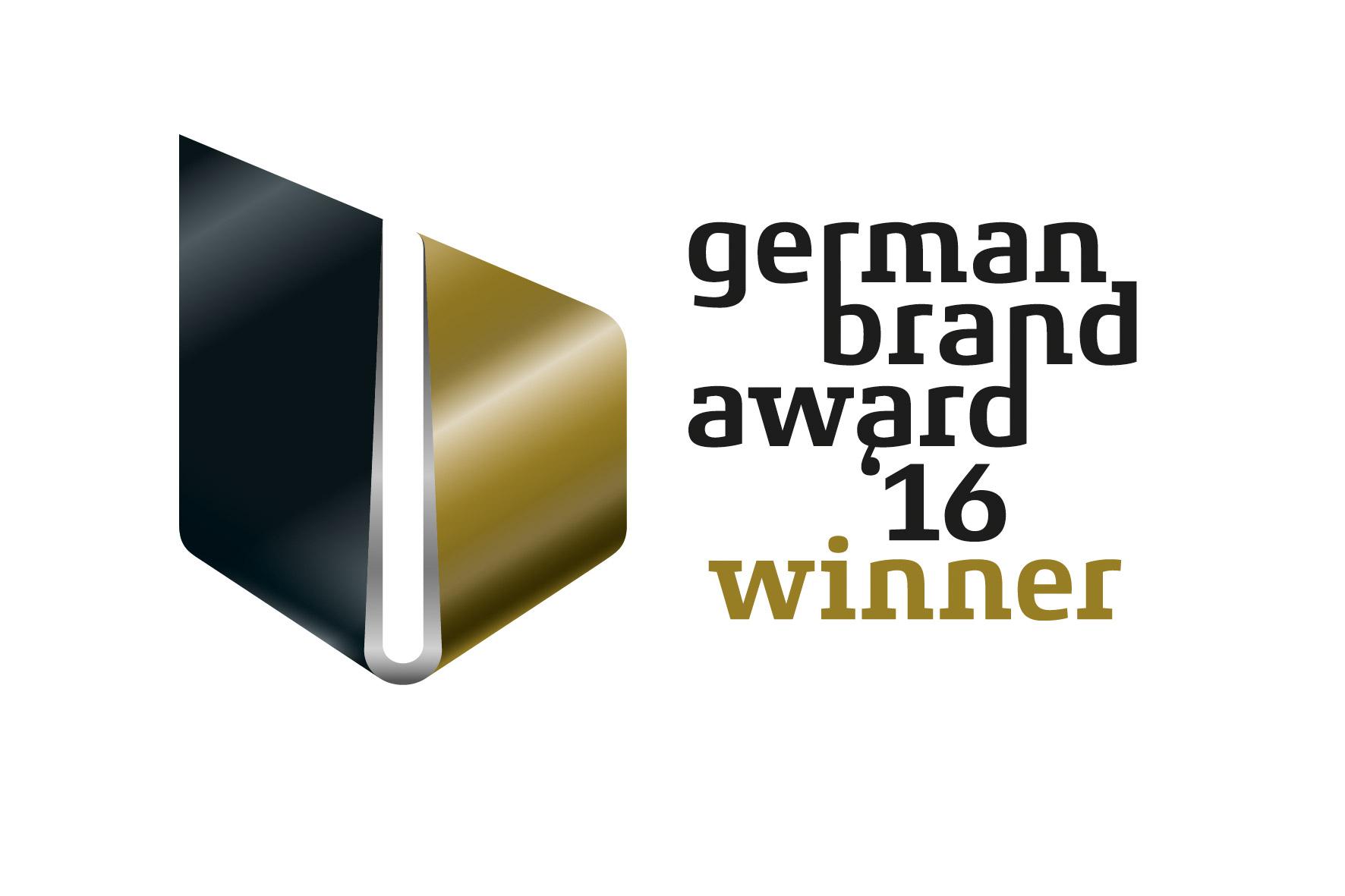 Brand award winner 2016
