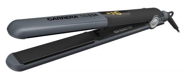 Carrera Haarglätter No534 mit Sicherheitsabschaltung.