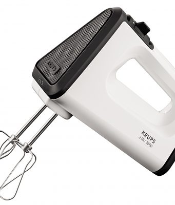 Krups Mixer 3 Mix 5500 ist der klassische Handrührer.