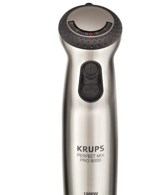 Krups Stabmixer Perfect Mix Pro 9000 mit 1.000-Watt-Motor.