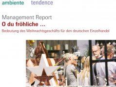 "Report ""Oh du fröhliche"" Cover"
