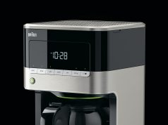 Braun Kaffeemaschine PurAroma 7 mit OptiBrew System.
