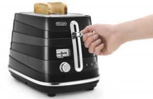 De´Longhi Toaster Avvolta mit Breakfast-Collections-App.