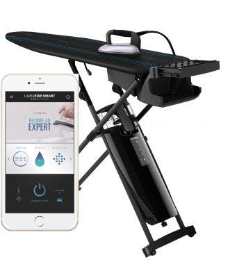Laurastar Bügelsystem Smart mit Bewegungssensoren.