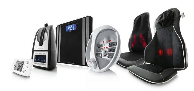 Medisana startet eine Offensive für den Fachhandel mit exklusivem Design und deutlicher Mehrausstattung.