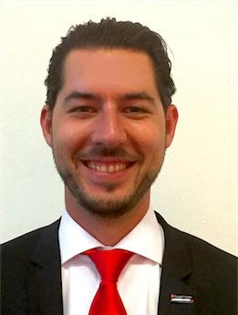 Neuer Verkaufsleiter Süd bei Remington/Russell Hobbs: Florian Pfister.