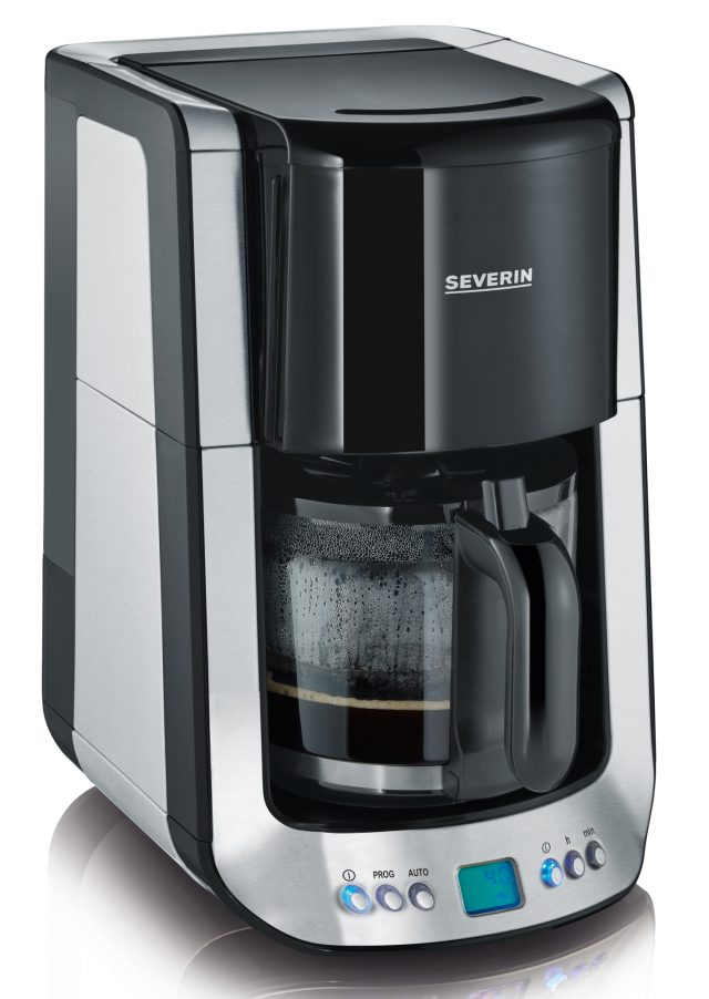 Severin Kaffeemaschine KA 4460 mit Warmhalteplatte.
