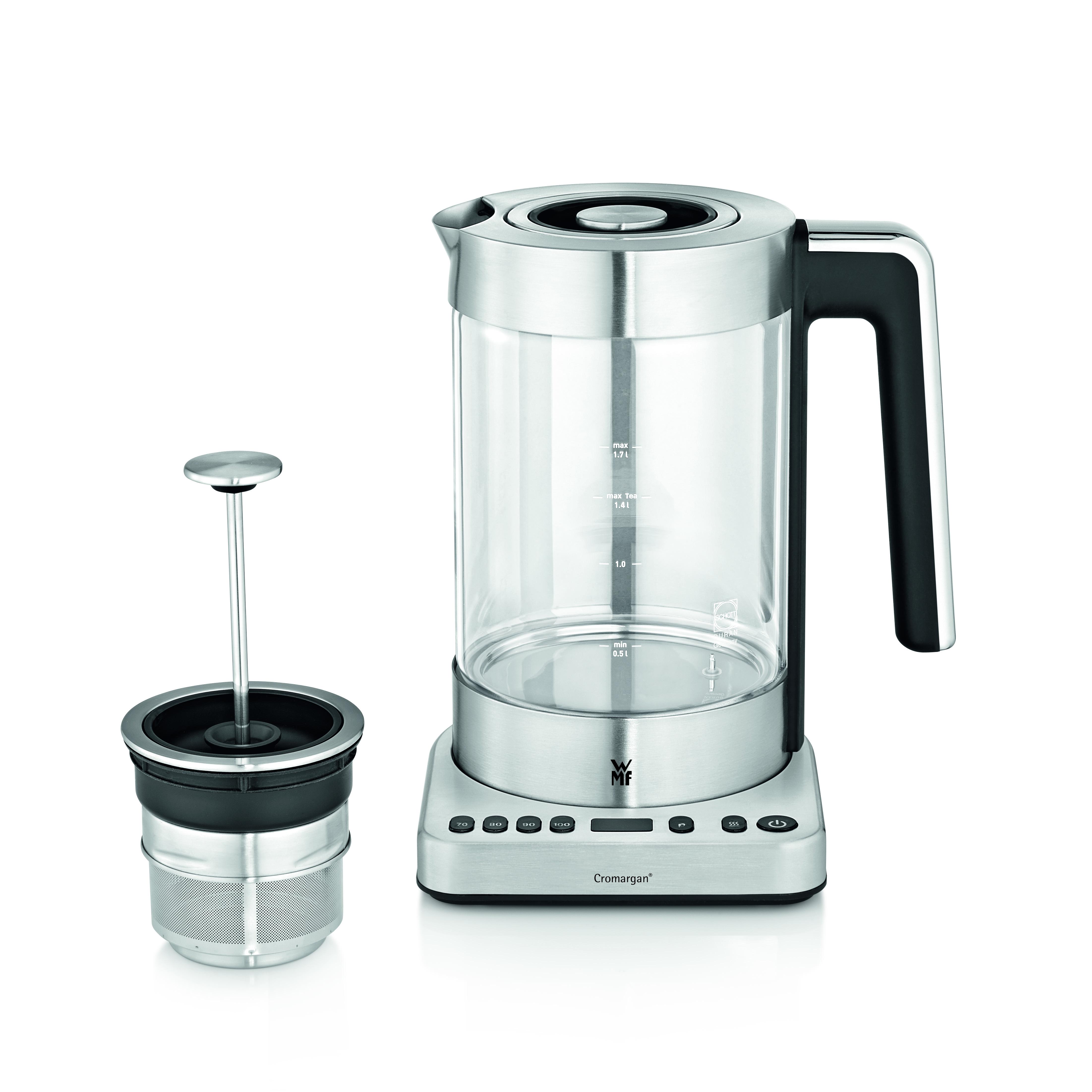 WMF LONO Tee und Wasserkocher 2in1
