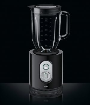 """Der Standmixer JB 5160 von Braun hat als Einziger in der Kategorie """"Mixer bis 1000 Watt"""" die Gesamtnote """"gut"""" (2,1) erhalten."""